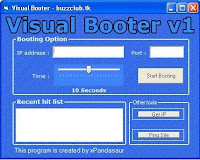 Visual Booter v1
