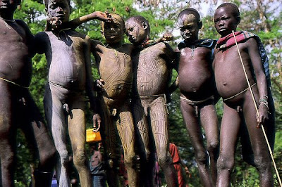 african tribe temptations