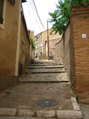Daroca - calle