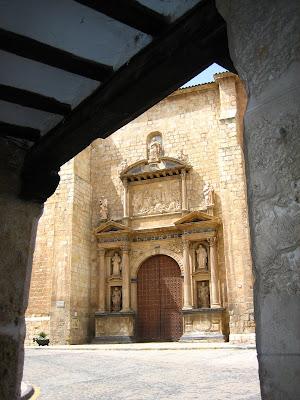 Daroca - Iglesia
