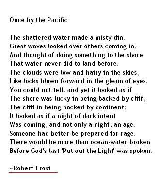 Out, Out – by Robert Frost
