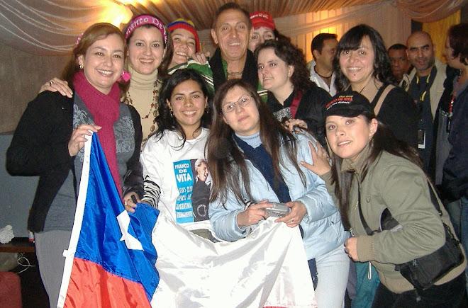 Club de Fans en Chile