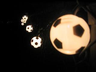 лампочки в виде мячей