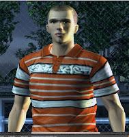 Нельсон де Кок в игре FIFA Street 2