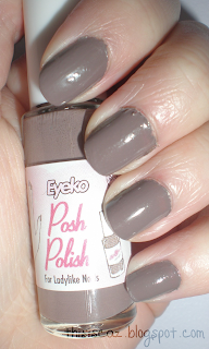 Eyeko Posh Polish review