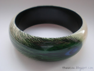 Primark Feather Bangle