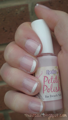 Eyeko Petite nail polish review