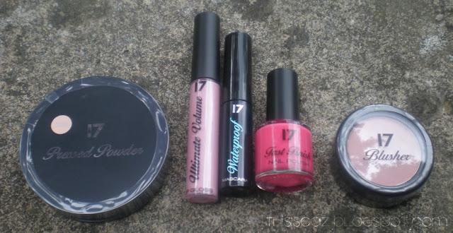 Seventeen makeup