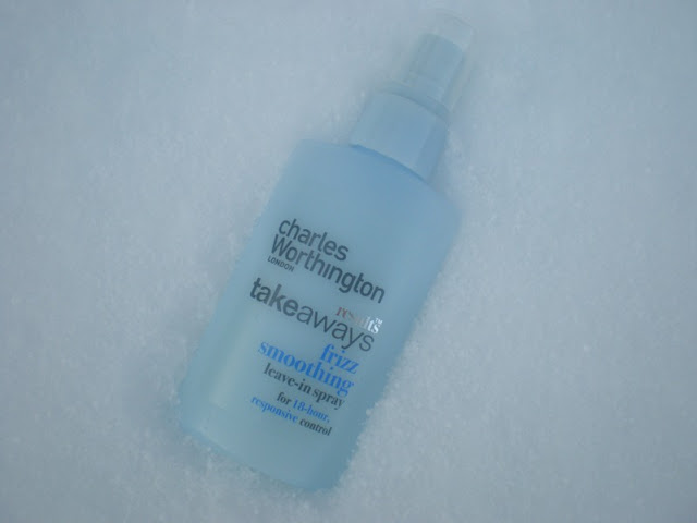 Charles Worthington Frizz Smoothing Leave-In Spray
