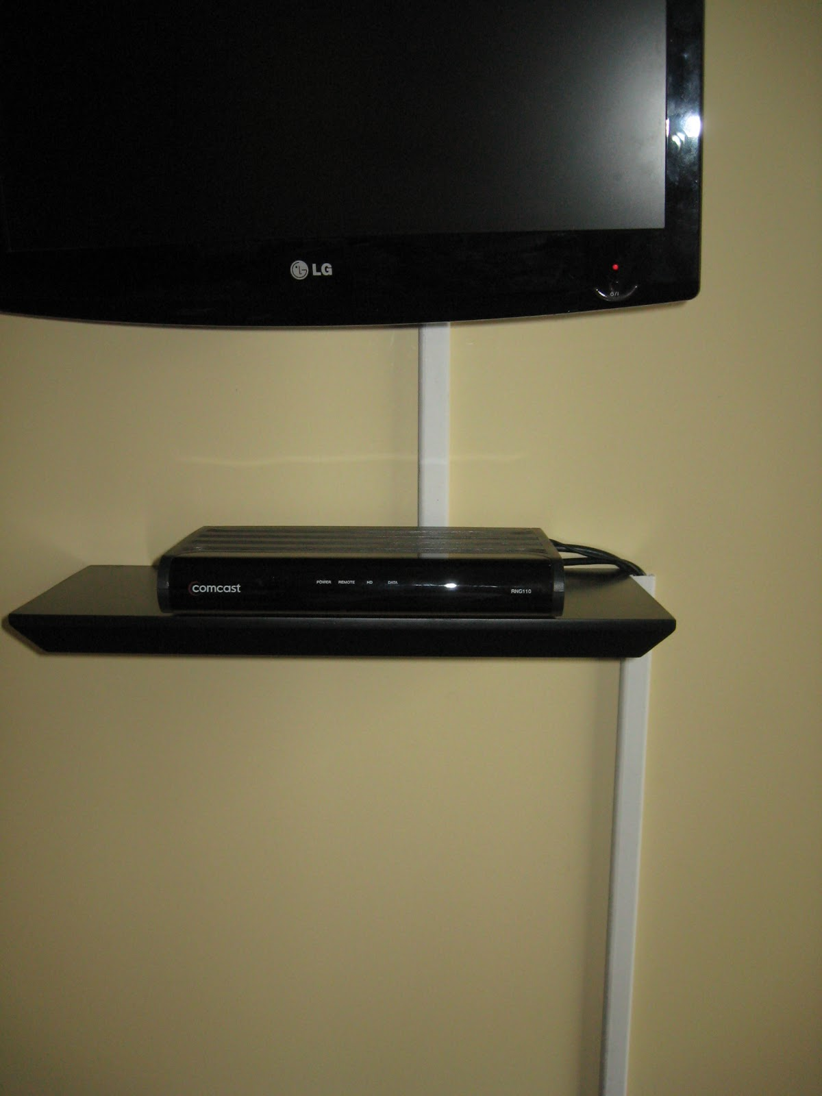 shelf for floating box mounted shelves best ideas wall on cable