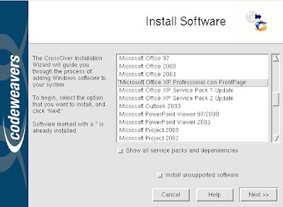 El blog de Jabba: Instala aplicaciones de Windows en Linux