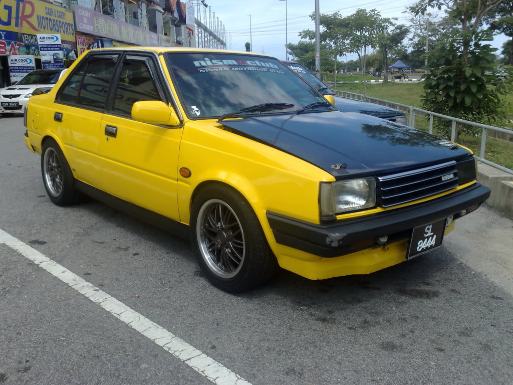 """StyleSource"": Gallery Of Nissan Sunny B11"