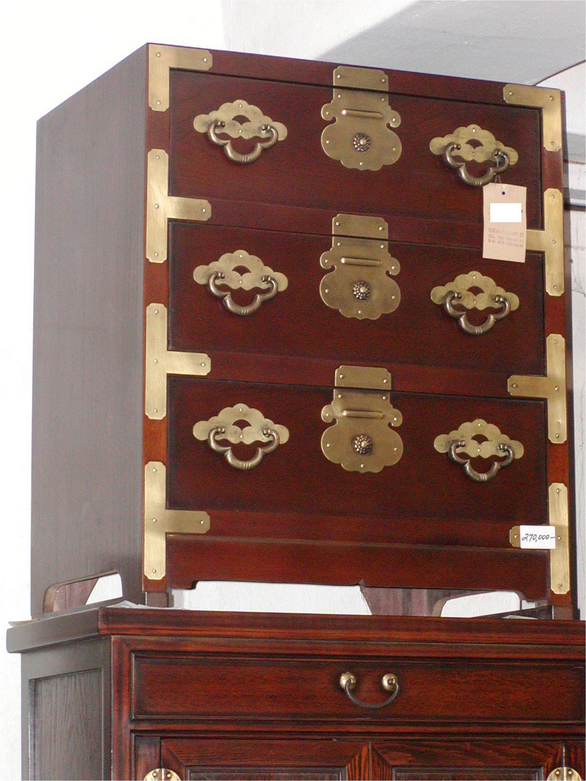 Korean Chests: Furnitures For Sale