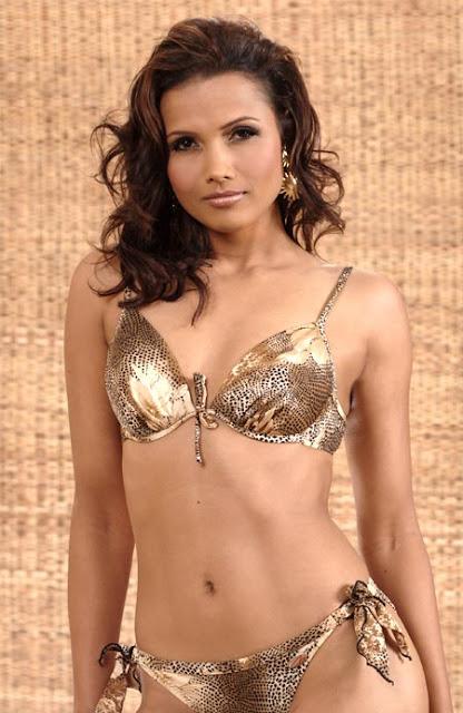 Rozanne Diasz - Miss Sri Lanka 2005