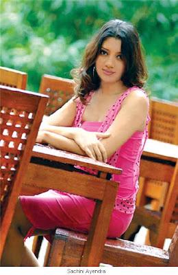 Actress Sachini Ayendra New Photo Shoot   Sri Lanka Hot