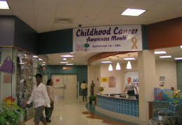It's Childhood Cancer Awareness Month at USA Children's & Women's Hospital!