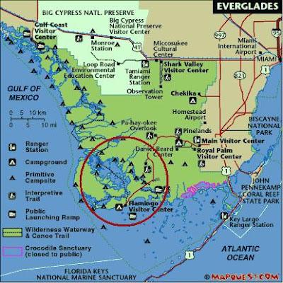 9 Days Cirnavigating Whitewater Bay