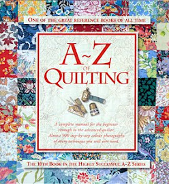 A-Z Quilt for Sale, RM95