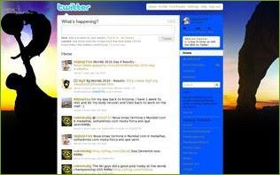 Twitter Bsckground