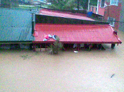 typhoon Ondoy flood