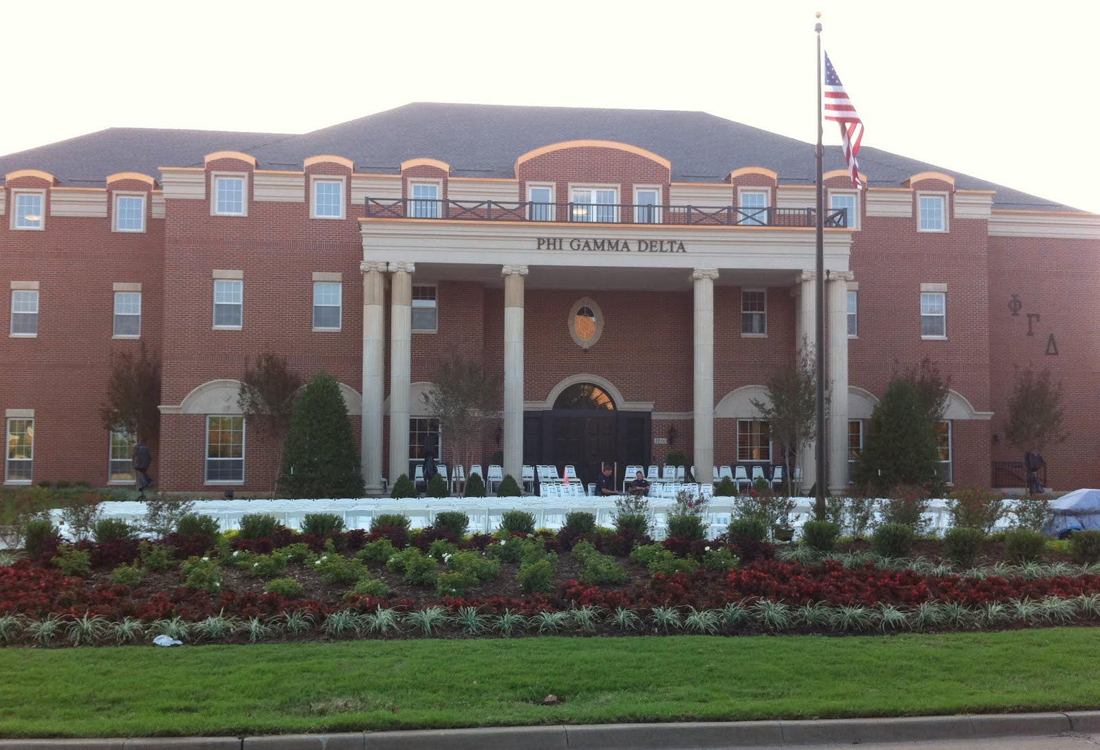 Phi Gamma Delta Houses: Rhode Island