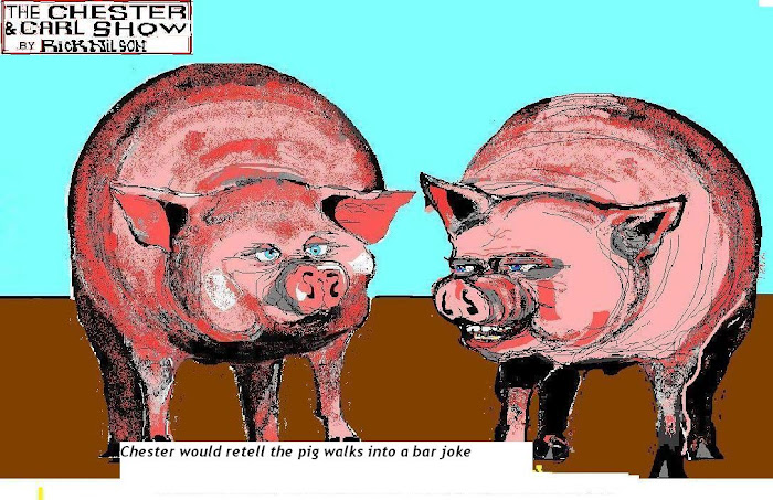 Pig in the bar joke