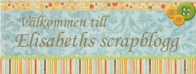 Elisabeths scrapblogg