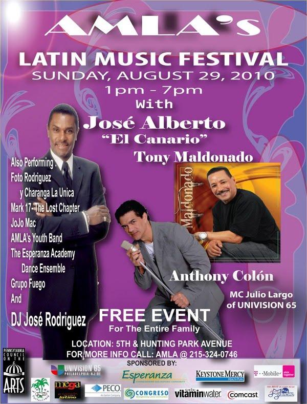 Latin Food Festival Philadelphia Area