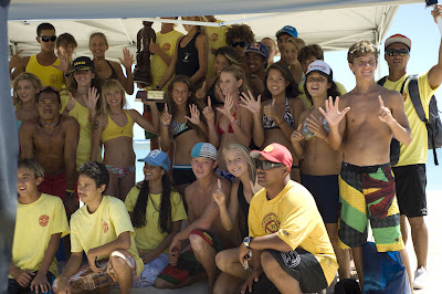 OluKai Supports 2009 Hawaii State Junior Lifeguard Championships 11