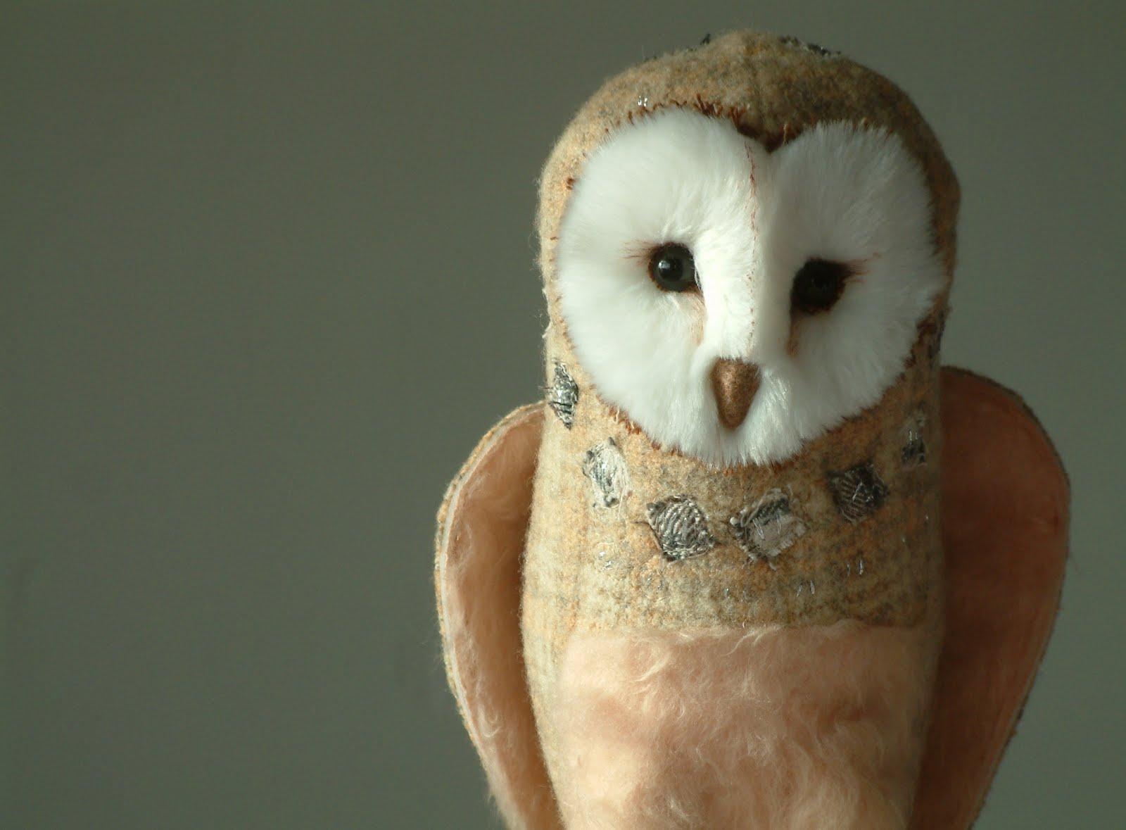 The Raggy Rat ...: a new barn owl .... my children call ...