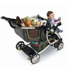 Fisher Price Stand N Ride Duo Stroller