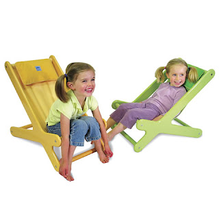 Nest Products Has Created A Great Beach Slingback Chair For Kids That Is Stylish And Environmentally Responsible The Fabric On Organic
