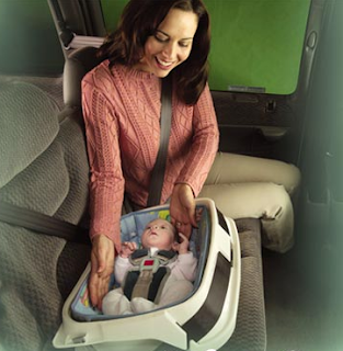 Angel Guard-Infant Car Bed For Low Birthweight Infants