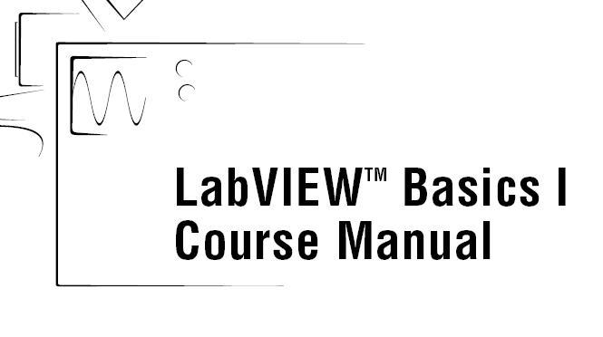 Labview basics I Course Manual Pdf