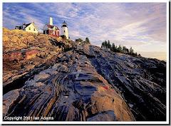 Pemaquid Point Light House