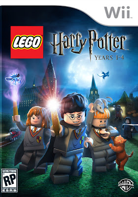 Lego Harry Potter Years 1 4   Wii