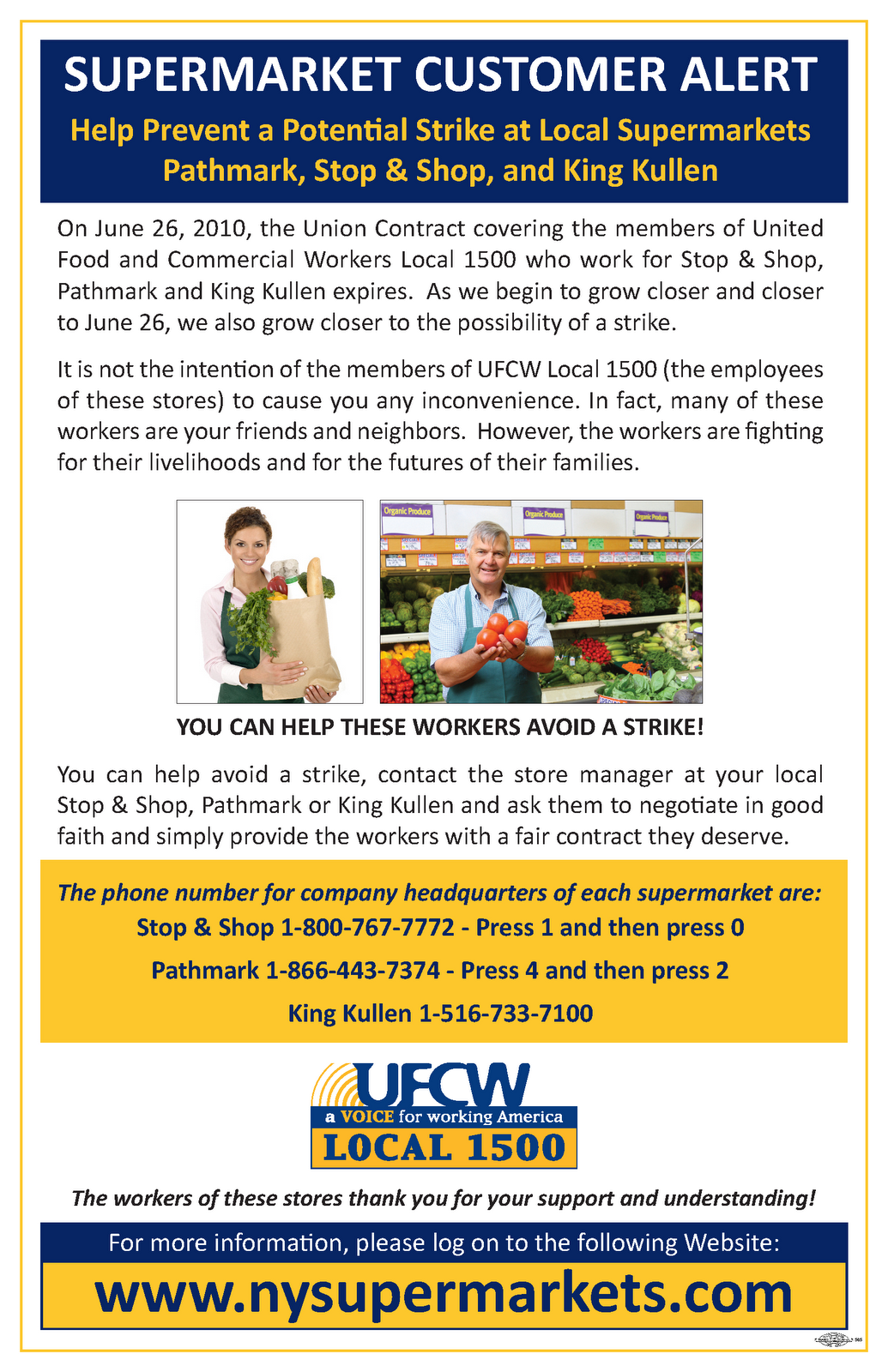 Ufcw 8 Safeway Contract