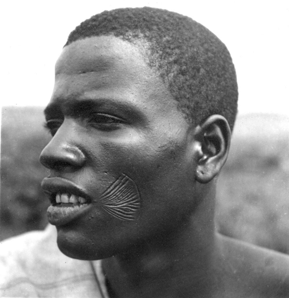 African Scarification ...