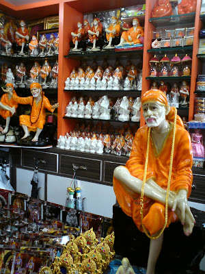 Idols of Sai Baba