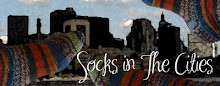 """Socks in the Cities"" Knit A Long"