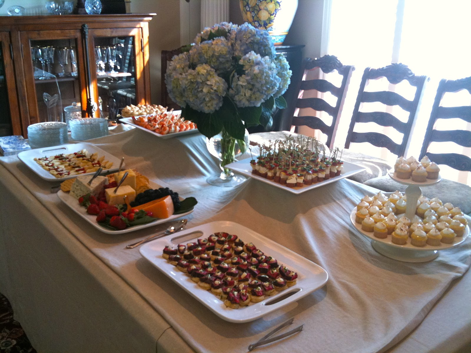 Christmas Party Food Menu Ideas