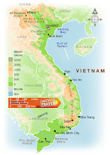 Vietnam Map II