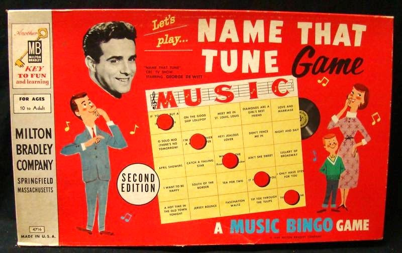 Name That Tune: Shady Dell Music & Memories: Counting Down The 200