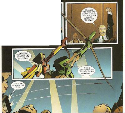 Green Arrow 75