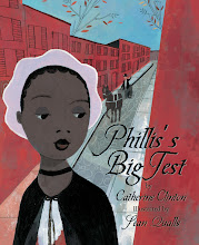 PHILLIS'S BIG TEST COVER