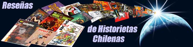 Reseñas de Historietas Chilenas