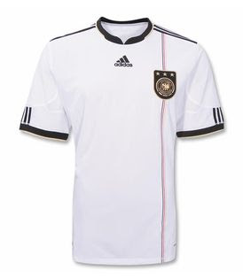 58ff1799228 Germany World Cup 2010 Adidas Home Jersey