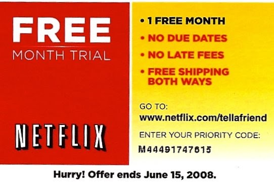 Netflix Coupons 0 Coupons $8 Average savings Enjoy the best TV Shows online, click, watch the latest movies instantly, click, and use Netflix promo code to open a world of reel-to-reel possibilities.5/5.