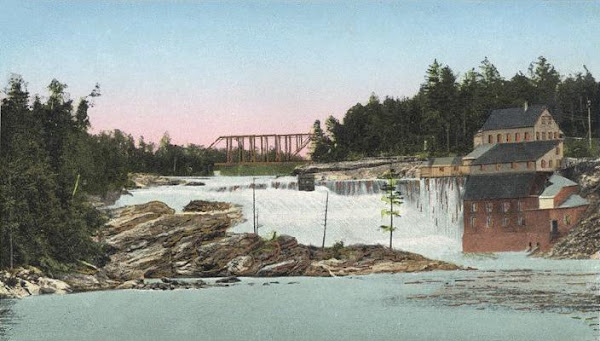 The Rumford Falls, 1905