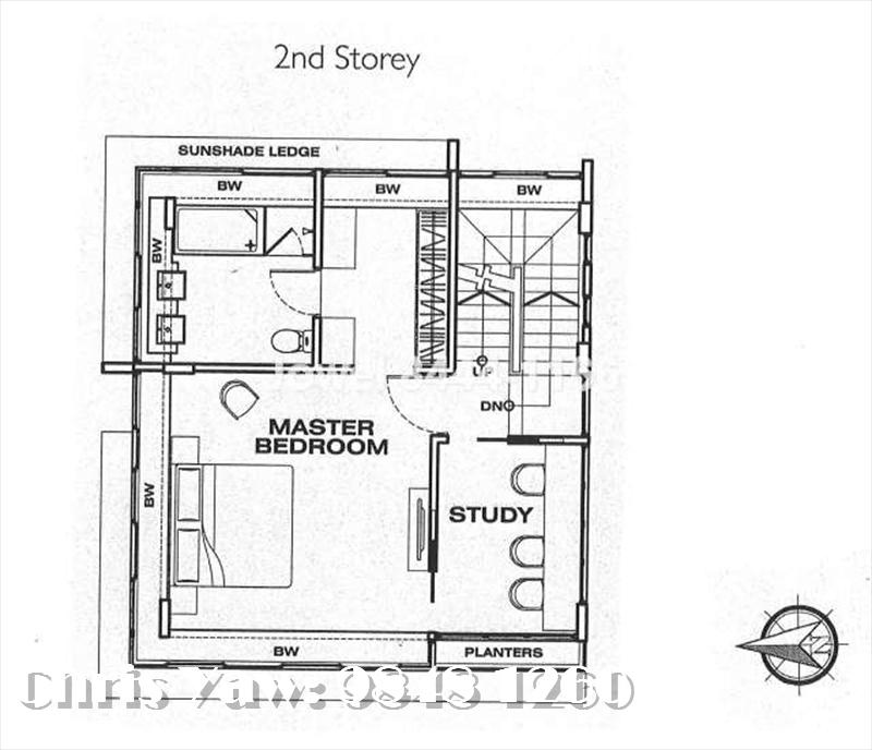 Aston Residence Floor Plan